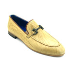 Seward Dress Shoes // Cream (Euro: 41)
