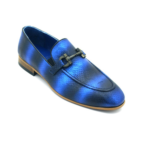 Estavon Dress Shoes // Blue (Euro: 39)