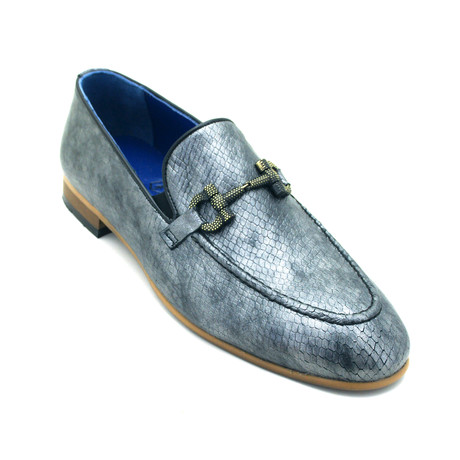 Maiton Dress Shoes // Ice Blue (Euro: 39)