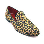 Trival Dress Shoes // Leopard (Euro: 42)