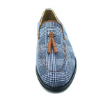 Bardellon Dress Shoes // Denim Blue (Euro: 45)