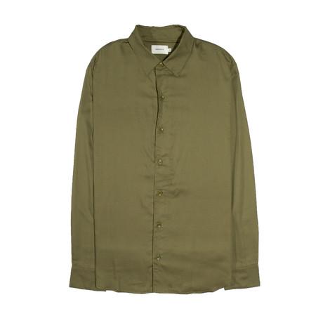 Osseus Shirt // Olive (S)