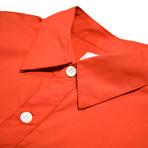 Aetna Shirt // Blood Orange (S)