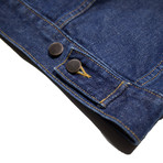 Denim Trucker // Blue Denim Wash (M)