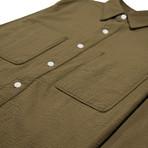 Aetna Shirt // Mud (S)
