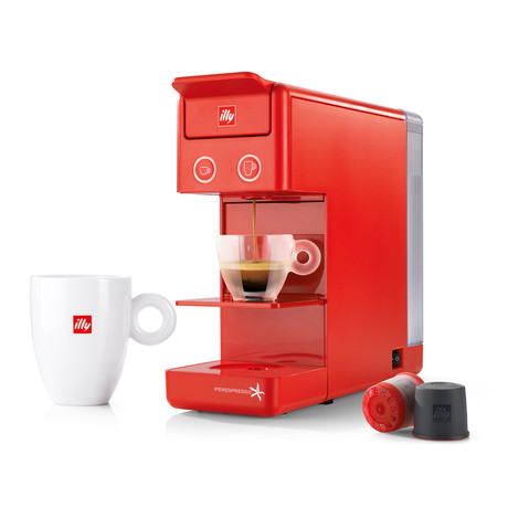 Y3.2 iperEspresso Machine (Black)