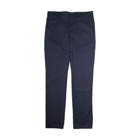 Slim Stretch Chino // Navy (29WX32L)