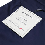 Relaxed Chino // Navy (33WX32L)