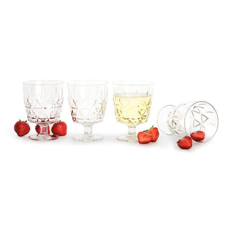 Picnic Wine Glass // Set of 4