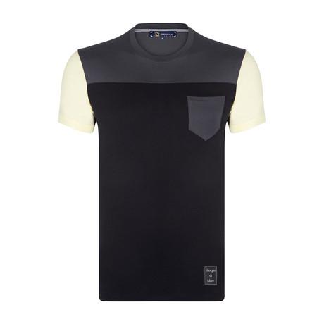 Kiziltepe T-Shirt // Black (XS)