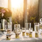 Club Gold Shot Glass // Set of 2
