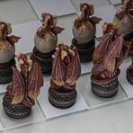 Dragons Chess Set