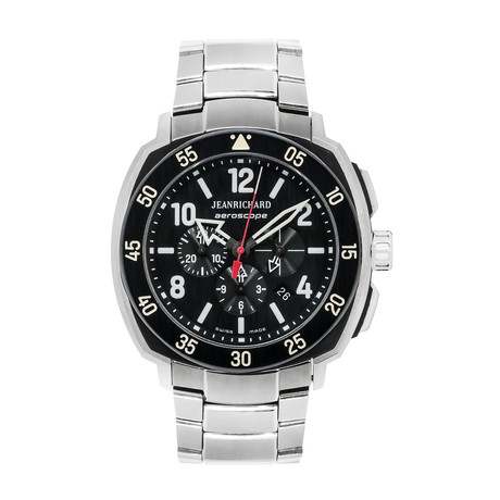 JeanRichard Aeroscope Chronograph Automatic // 60650-21H612-21A // Store Display