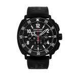 JeanRichard Aeroscope Chronograph Automatic // 60650-21B612FK6A // Store Display