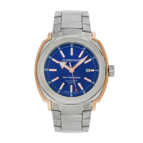 JeanRichard Terrascope Automatic // 60500-56-401-11A // Store Display