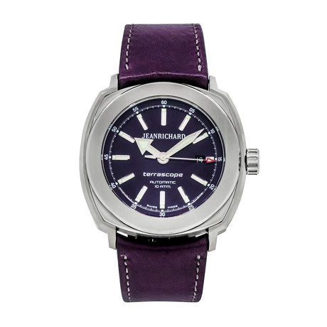 JeanRichard Terrascope Automatic // 60500-11-D01HDD0 // Store Display
