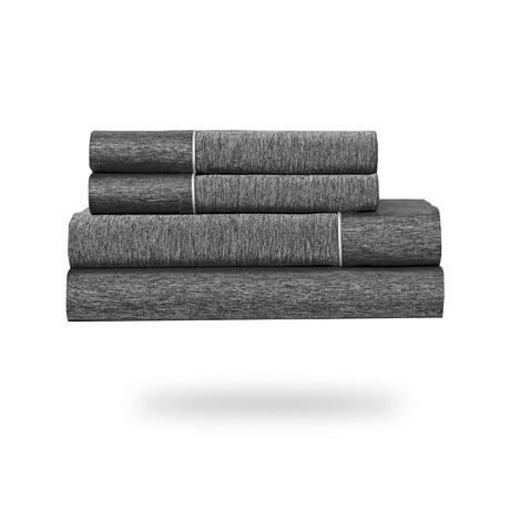 Ver-Tex® Sheet Set // Graphite (Queen)