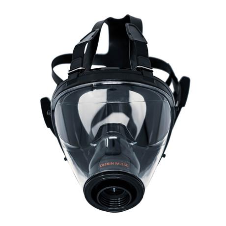 Diskin M-350 Military Spec 40mm Gas Mask