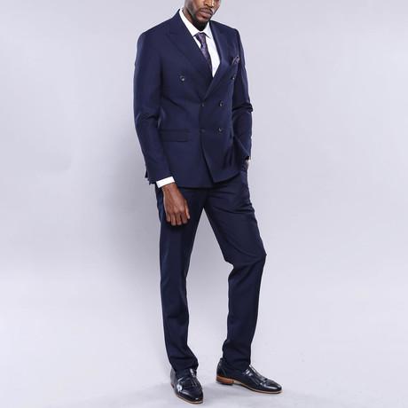 Jasper 2-Piece Slim Fit Suit // Navy (Euro: 44)