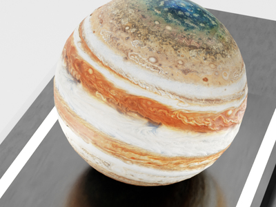 photo of Jupiter by Touch Of Modern