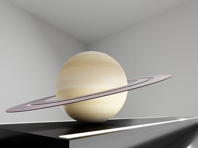 photo of Saturn by Touch Of Modern