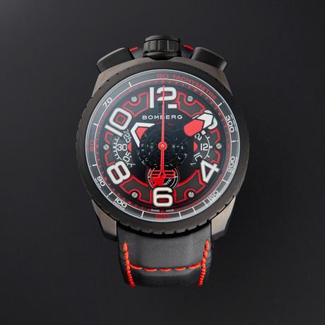 Bomberg Bolt-68 Chronograph Automatic // BS47CHAPBA // Store Display