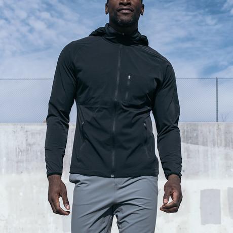 Shadow Jacket // Black (Small)