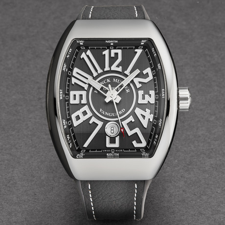 Franck Muller Vanguard Automatic // 45SCSTLGRYGRY