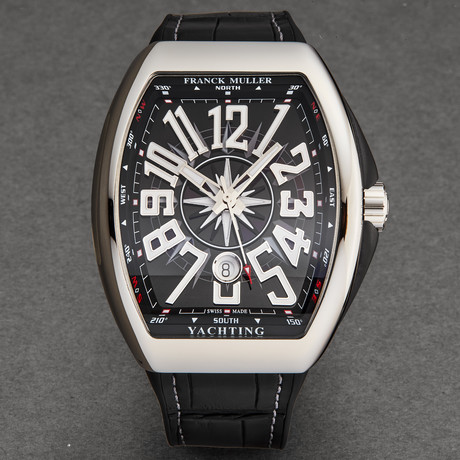 Franck Muller Yachting Automatic // 45SCYACHTBLK1