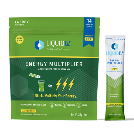Liquid I.V. Energy Multiplier (1-Pack)