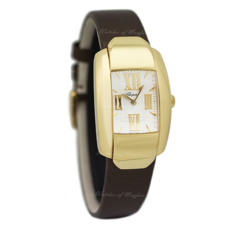 Chopard Ladies La Strada Square Quartz // 419255-0001