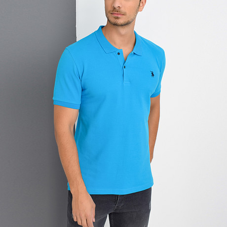 Ken Polo // Blue (Small)