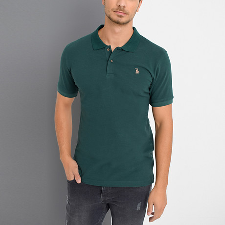 Ken Polo // Forest Green (Small)