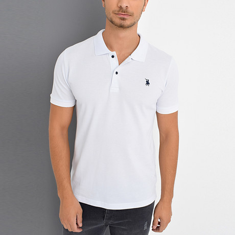Ken Polo // White (Small)