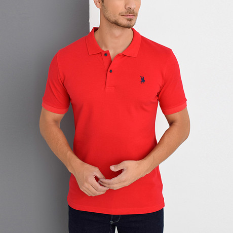 Ken Polo // Red (Small)