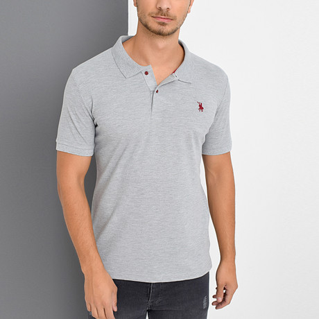 Ken Polo // Gray (Small)