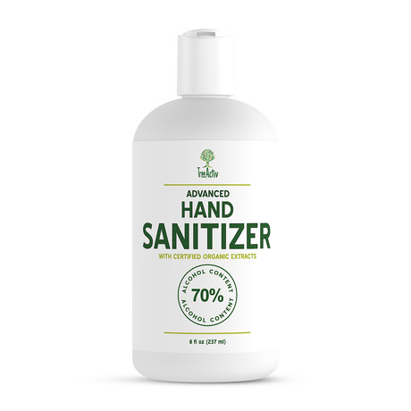 Advanced Hand Sanitizer // 8 oz
