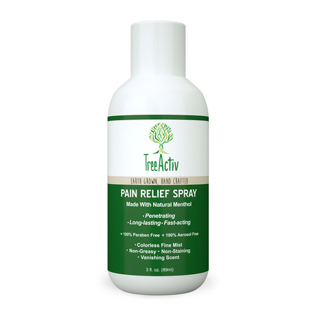 Pain Relief Spray // 3oz