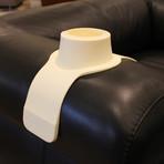 CouchCoaster // Cream // Set of 1