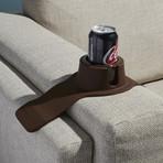 CouchCoaster // Brown // Set of 1