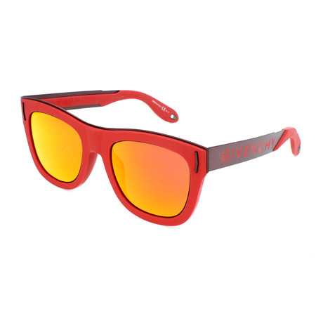 Unisex 7016 Sunglasses // Red