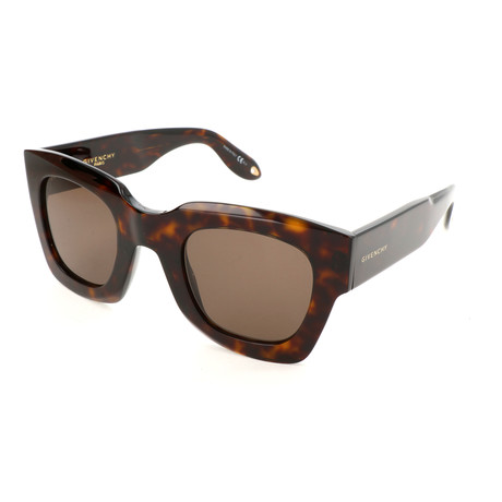 Men's 7061 Sunglasses // Dark Havana + Brown