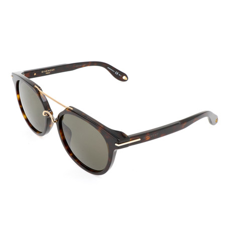 Men's 7034 Sunglasses // Dark Havana + Brown