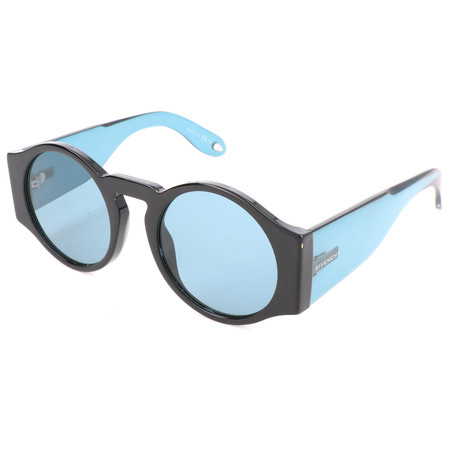 Women's 7056 Sunglasses // Black + Blue