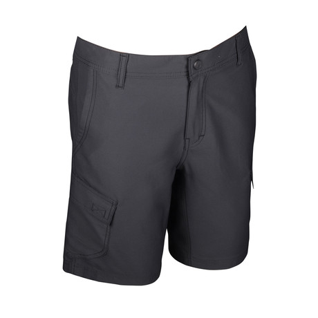 Outdoor Waterproof Shorts // Anthracite (XS)