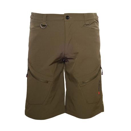 Outdoor Activity Shorts // Khaki (S)