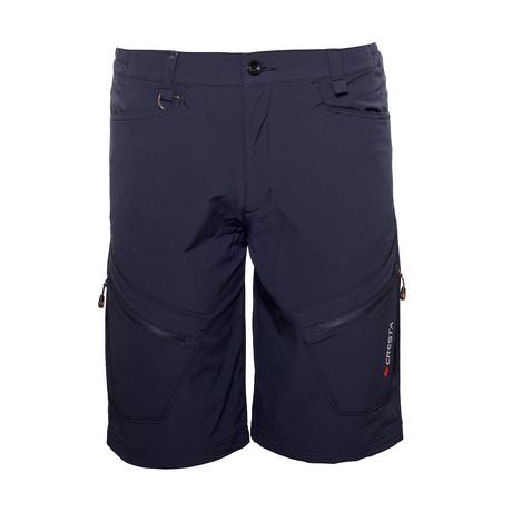 Outdoor Activity Shorts // Dark Blue (S)