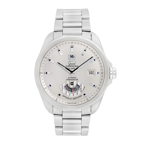 Tag Heuer Grand Carrera Automatic // Pre-Owned
