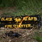 Black Beard Fire Starter // 5 Pack
