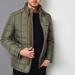 Jenson Coat // Khaki (Medium)